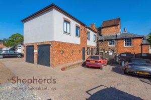 Cedar House Mews, Bourne Close, Broxbourne, Hertfordshire, EN10