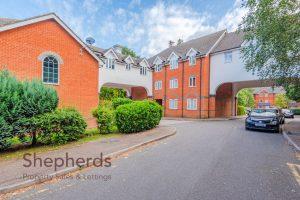 St. Cross Court, Upper Marsh Lane, Hoddesdon, Hertfordshire, EN11