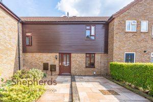 Shire Close, Broxbourne, Hertfordshire, EN10